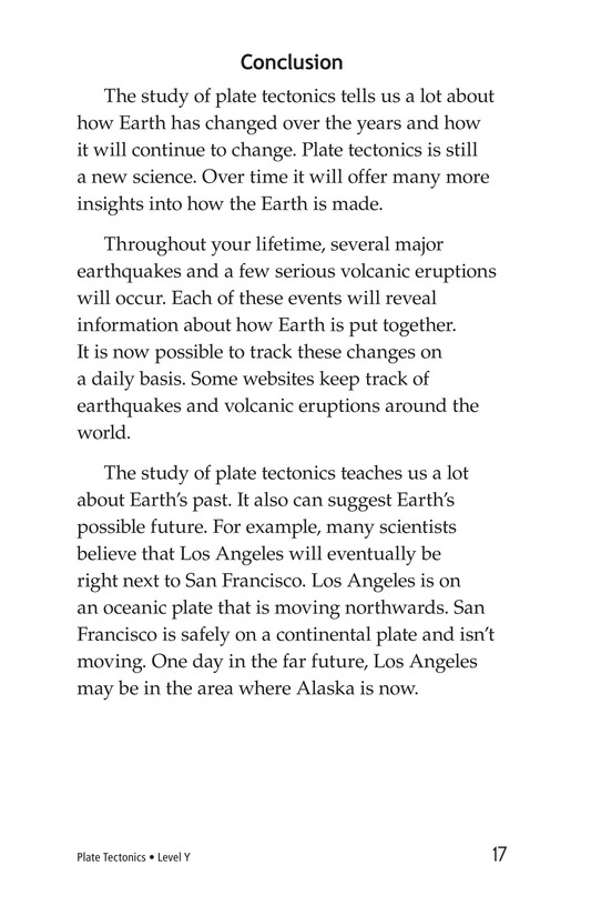 Book Preview For Plate Tectonics Page 17