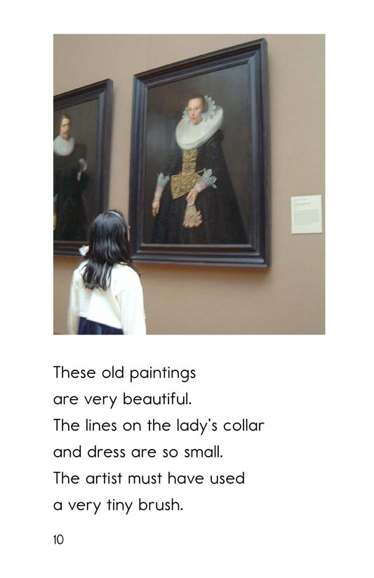 Book Preview For Going to the Art Museum Page 10