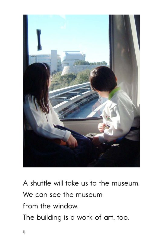 Book Preview For Going to the Art Museum Page 4