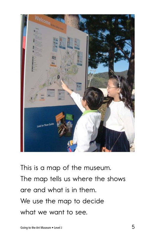 Book Preview For Going to the Art Museum Page 5