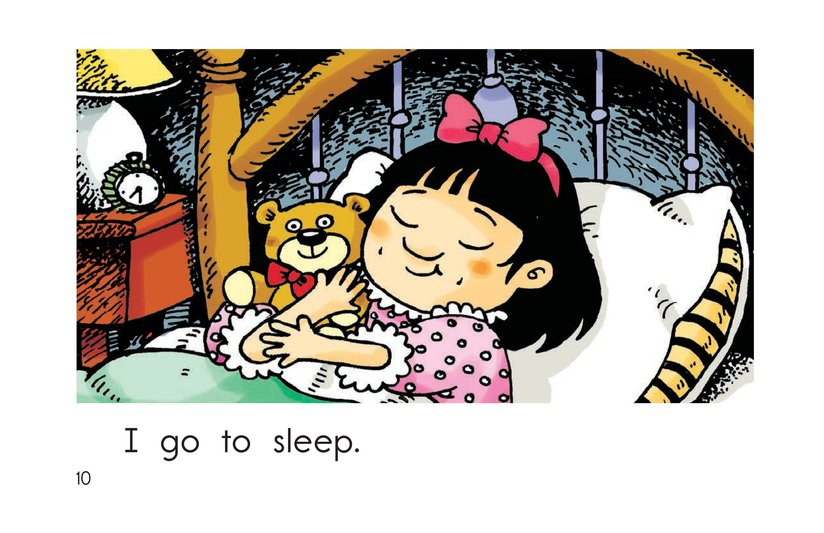 Book Preview For I Go Page 10