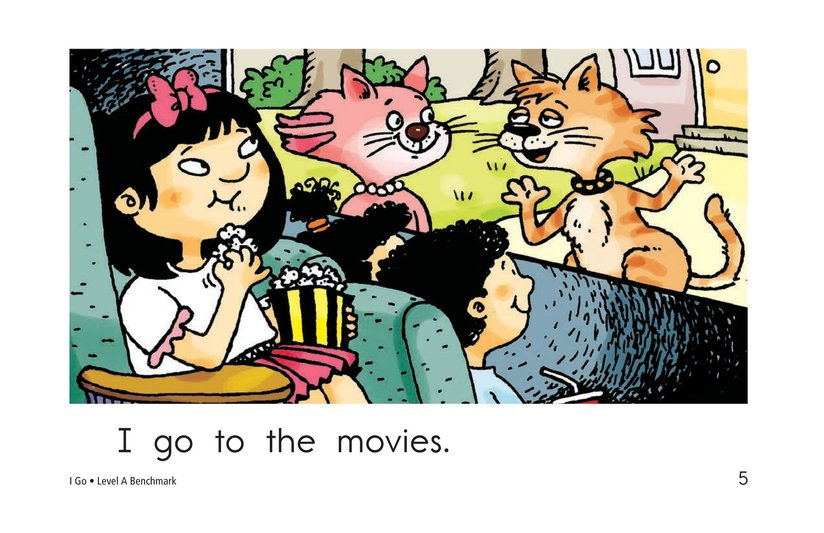 Book Preview For I Go Page 5