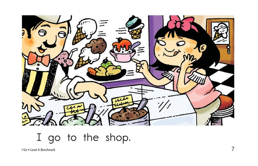 Book Preview For I Go Page 7