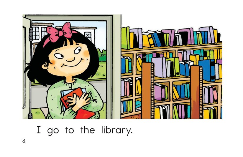 Book Preview For I Go Page 8