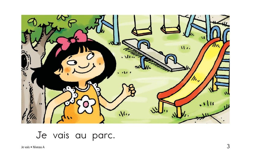 Book Preview For I Go Page 3