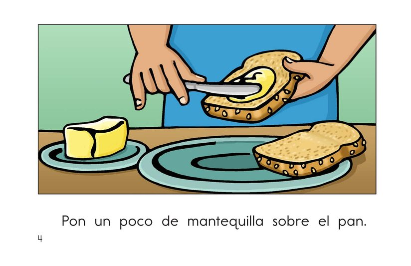 Book Preview For The Sandwich Page 4
