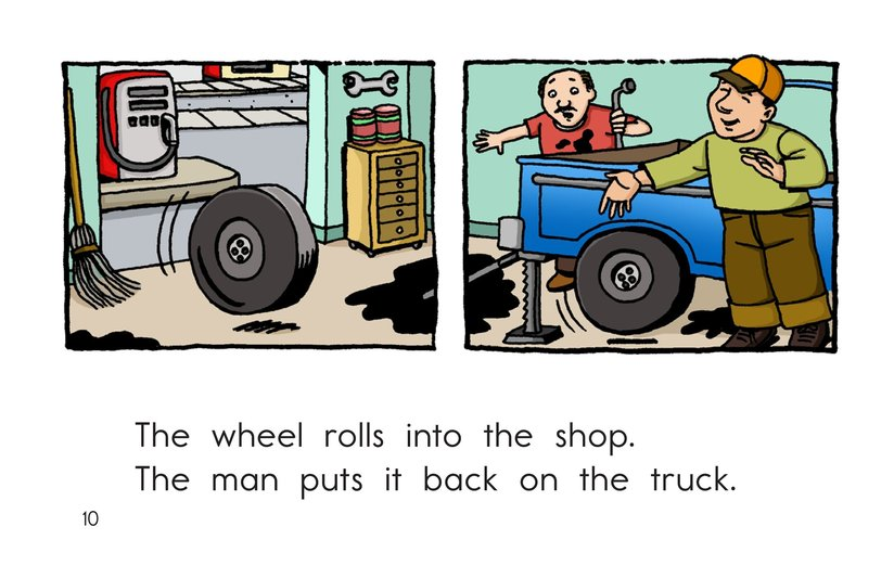 Book Preview For The Wheel Page 10
