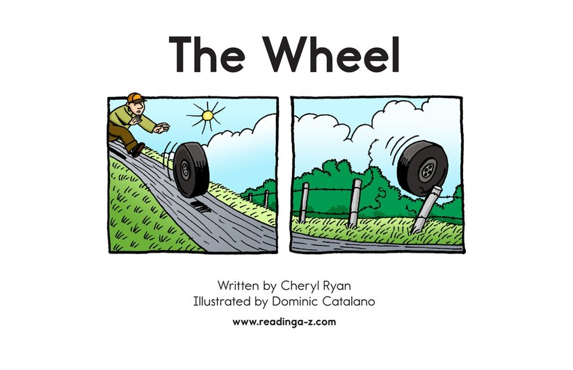 Book Preview For The Wheel Page 2