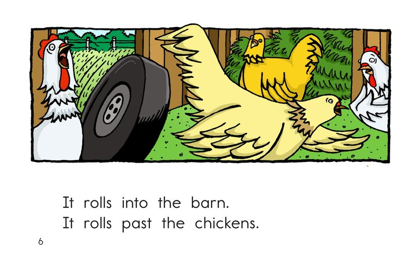 Book Preview For The Wheel Page 6