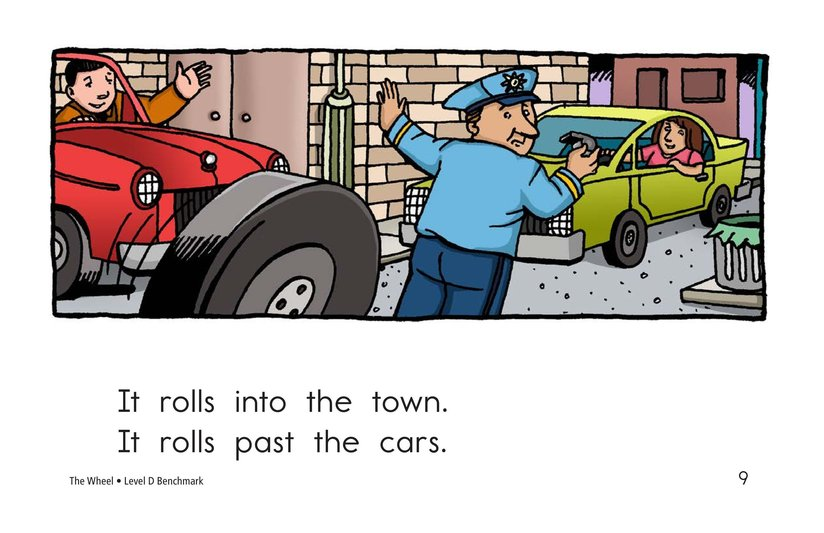 Book Preview For The Wheel Page 9