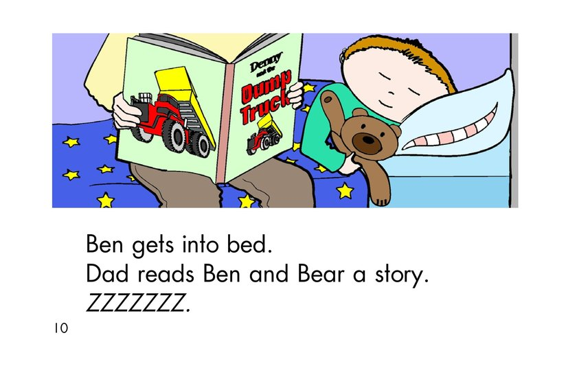Book Preview For Time For Bed Page 10