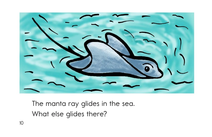 Book Preview For In the Sea Page 10
