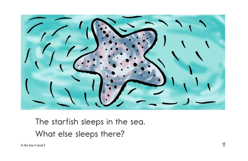Book Preview For In the Sea Page 11