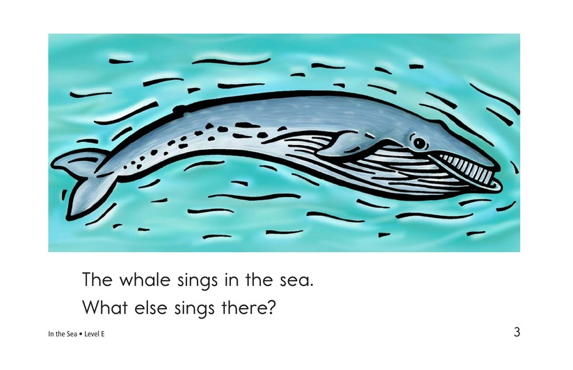 Book Preview For In the Sea Page 3