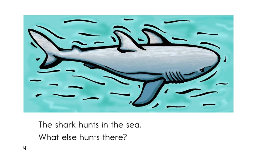 Book Preview For In the Sea Page 4