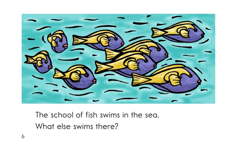 Book Preview For In the Sea Page 6