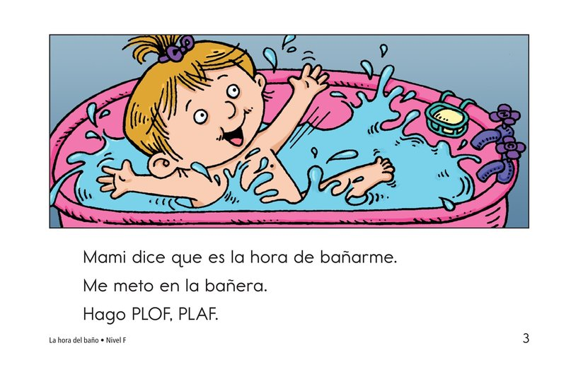Book Preview For Bath Time Page 3