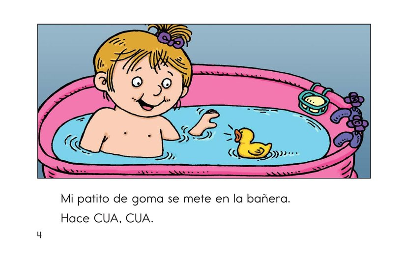 Book Preview For Bath Time Page 4