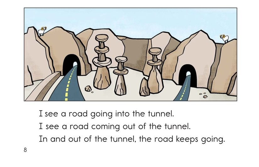 Book Preview For Many Roads Page 8
