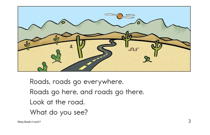 Book Preview For Many Roads Page 3