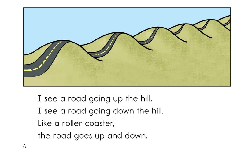 Book Preview For Many Roads Page 6