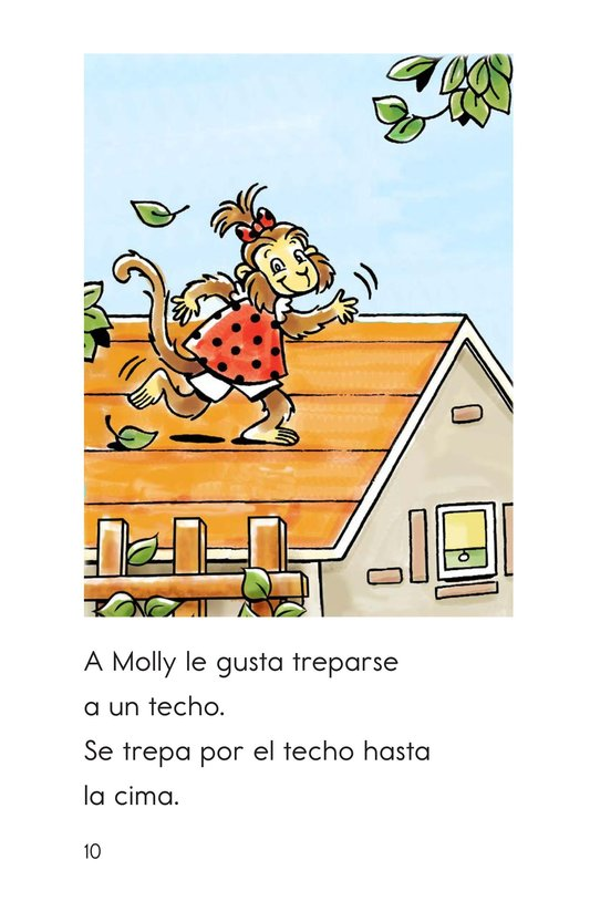 Book Preview For Monkey to the Top Page 10