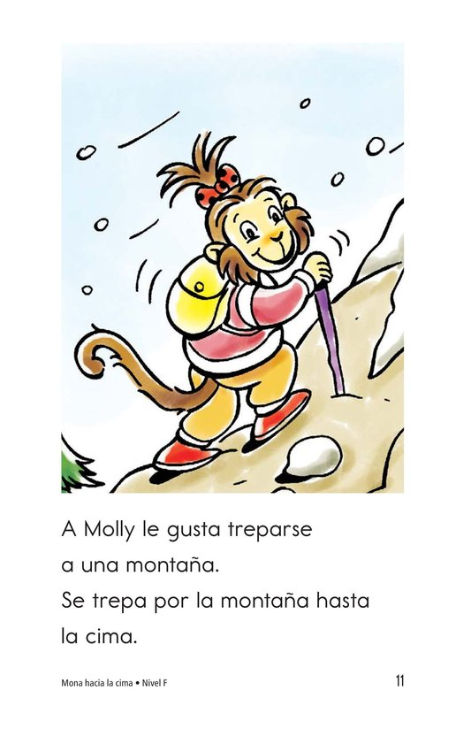 Book Preview For Monkey to the Top Page 11