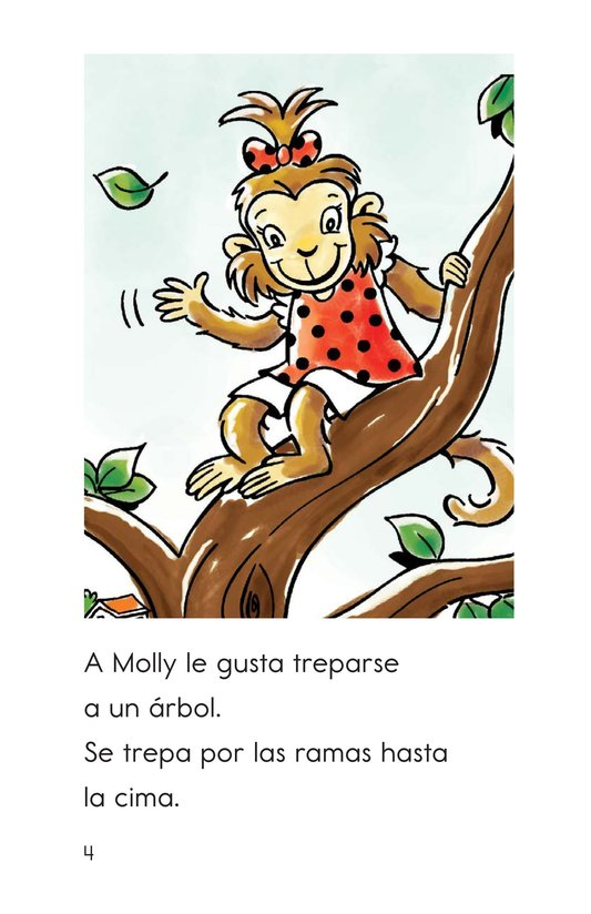 Book Preview For Monkey to the Top Page 4