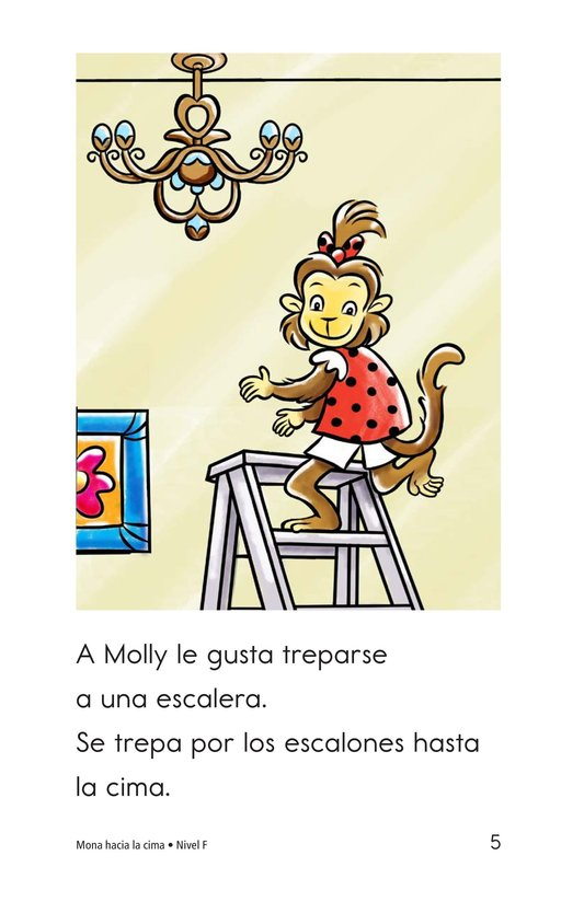 Book Preview For Monkey to the Top Page 5