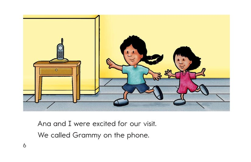 Book Preview For On Vacation Page 6
