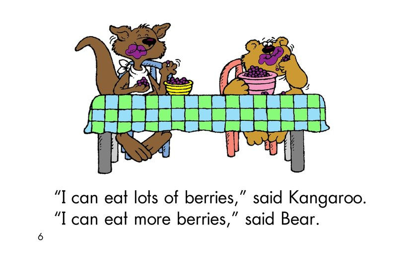 Book Preview For Bear and Kangaroo Page 6