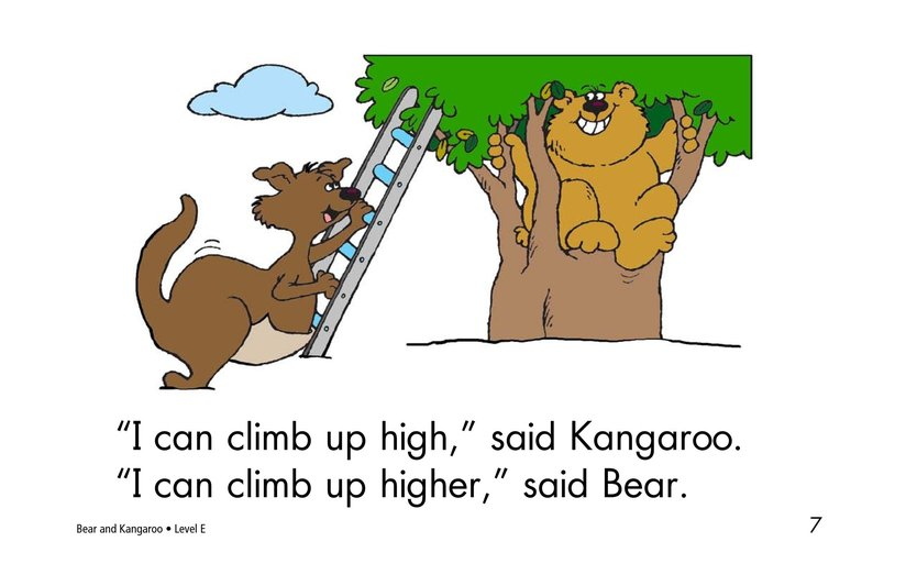 Book Preview For Bear and Kangaroo Page 7