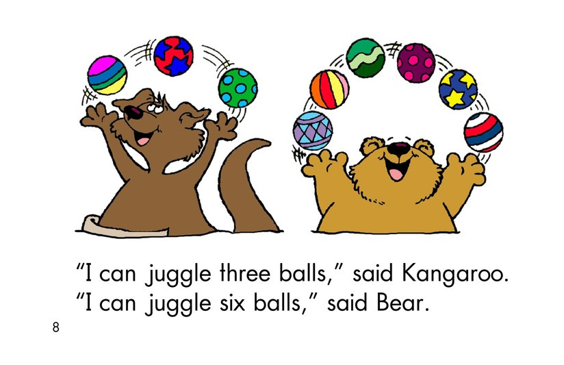 Book Preview For Bear and Kangaroo Page 8