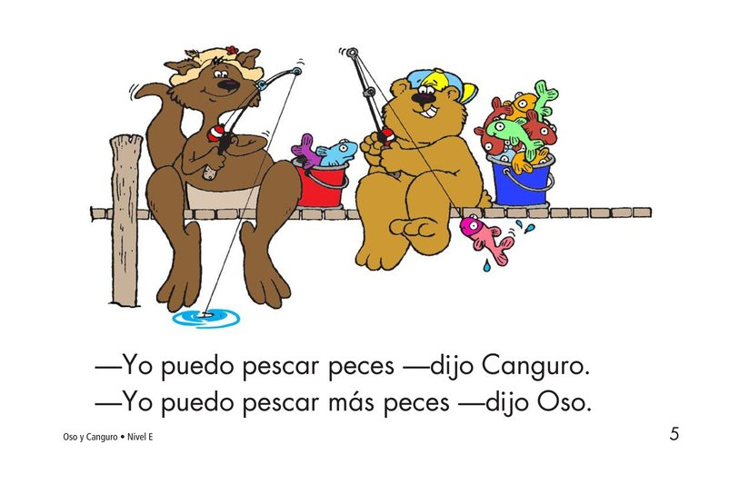 Book Preview For Bear and Kangaroo Page 5