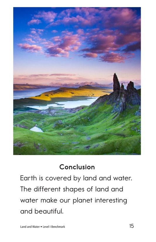 Book Preview For Land and Water Page 15