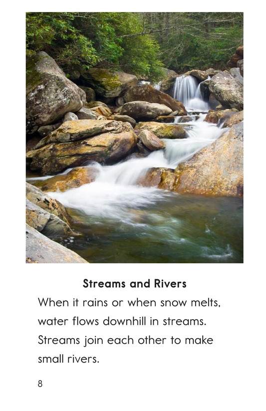 Book Preview For Land and Water Page 8