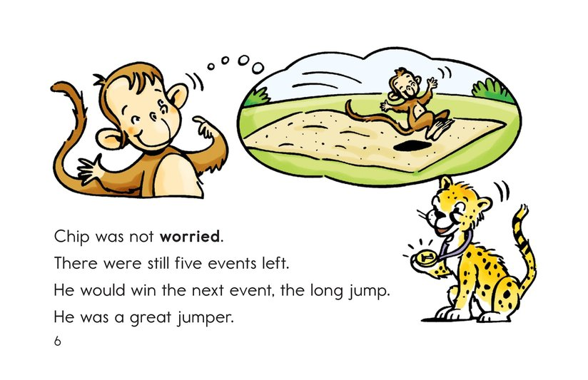 Book Preview For Animal Games Page 6