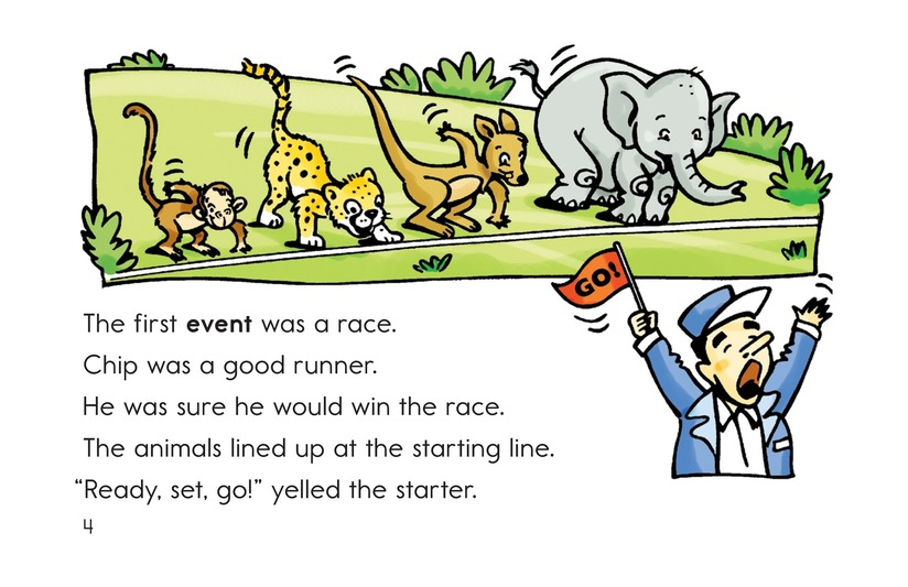 Book Preview For Animal Games Page 4