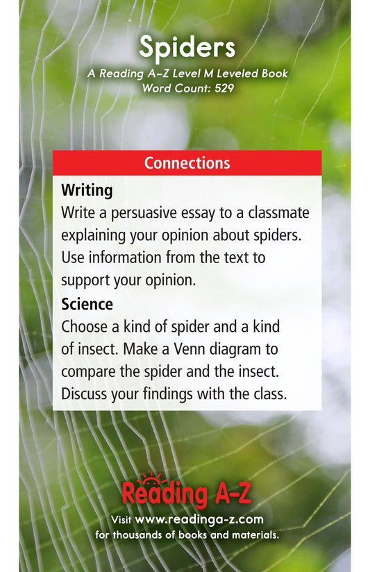 Book Preview For Spiders Page 17