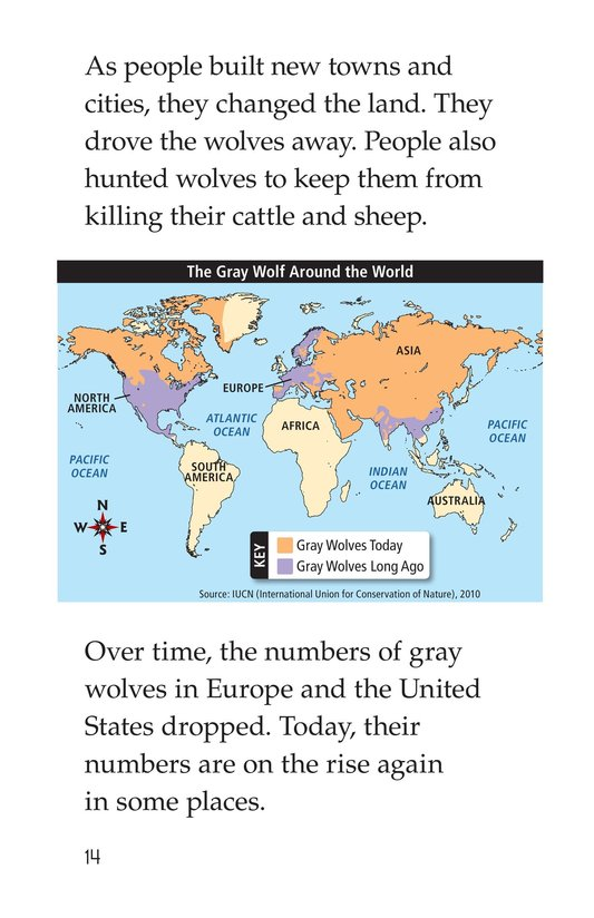 Book Preview For The Gray Wolf Page 14
