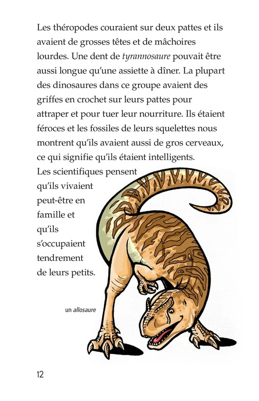 Book Preview For Dinosaurs Page 12