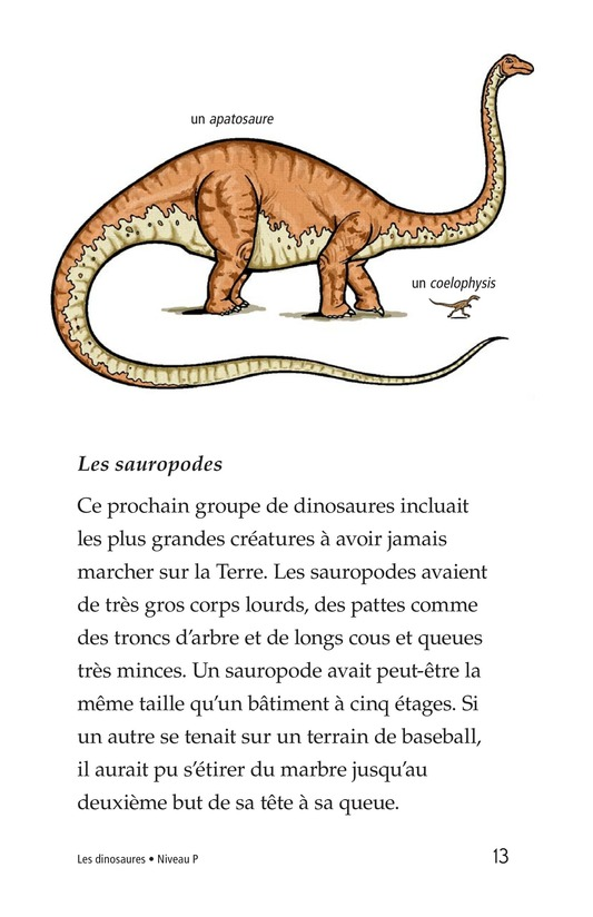 Book Preview For Dinosaurs Page 13