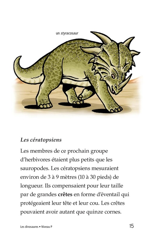 Book Preview For Dinosaurs Page 15