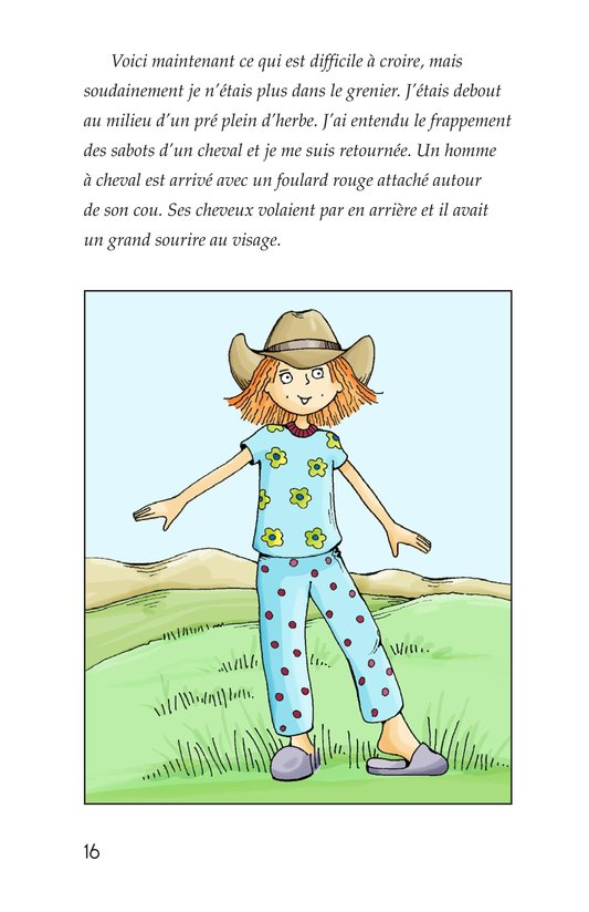 Book Preview For Hattie in the Attic Page 16