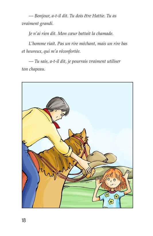 Book Preview For Hattie in the Attic Page 18