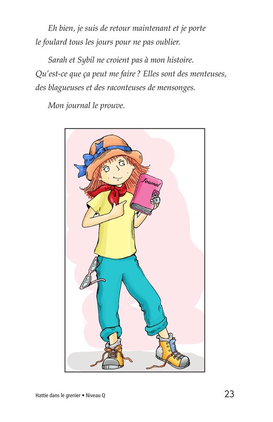 Book Preview For Hattie in the Attic Page 23