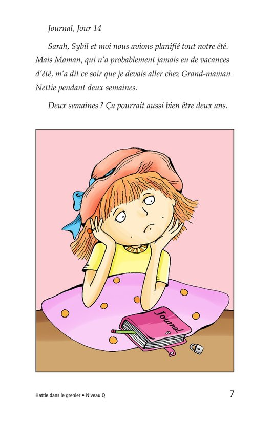 Book Preview For Hattie in the Attic Page 7