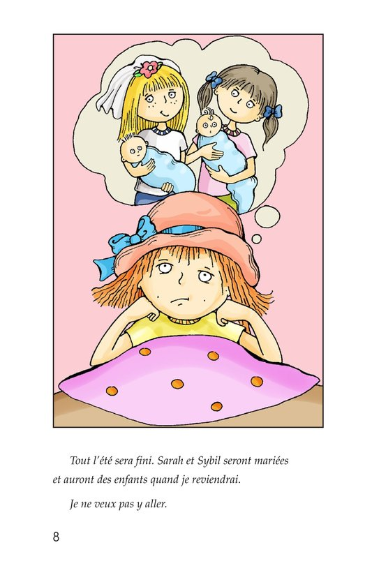 Book Preview For Hattie in the Attic Page 8