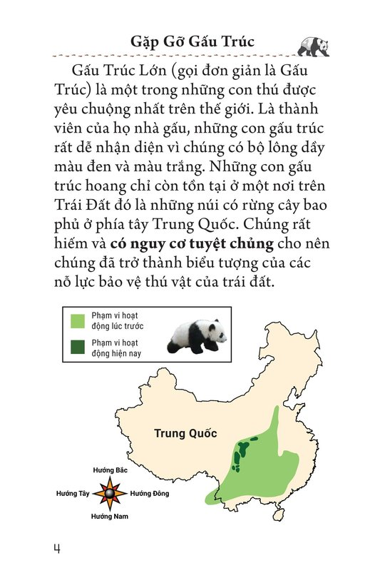 Book Preview For Giant Pandas Page 4