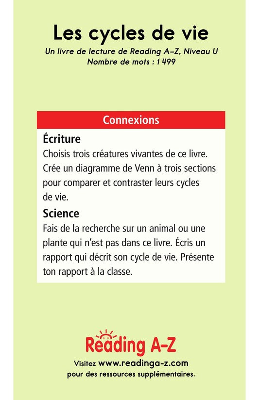 Book Preview For Life Cycles Page 17